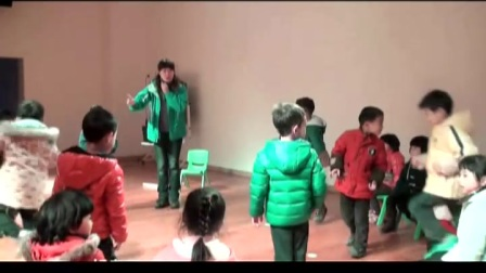 大班律动游戏《狡猾的狐狸在哪里》优质课-南京:成媛
