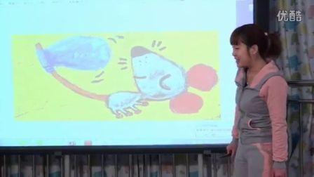 《彩虹色的花》观摩课(幼儿园中班绘本阅读,南充市顺庆实验幼儿园:张诗)