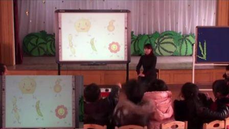 第六届电子白板大赛《脸的创想》(幼儿园中班语言,张家港市后塍幼儿园:赵玉洁)