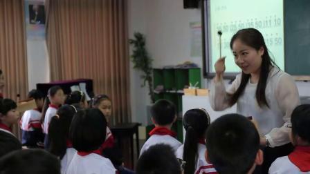 人音版五上《踏雪寻梅》课堂教学视频实录-施旭霞