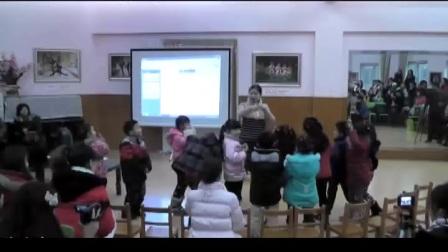 大班歌唱活动《放风筝》优质课-湖南:沈莉
