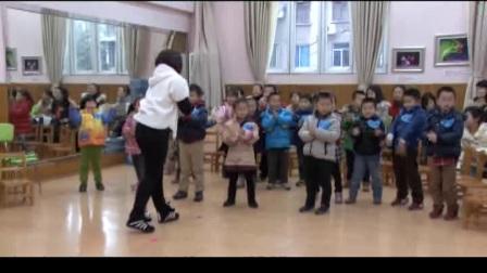 大班律动游戏《功夫熊猫》优质课-四川:赵鑫