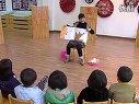 幼儿园小班绘本《谁咬了我的大饼》_唐老师(江苏第教育活动评比)