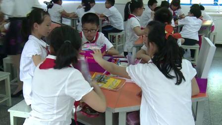 小学劳技五上《组合式收纳盒的设计与制作》课堂教学视频实录-陈春玉