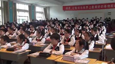 《最大公因数》小学语文五年级获奖教学视频-数学课堂教学观摩研讨活动