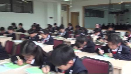 人教旧版五上《可爱的草塘》课堂教学视频实录-罗敏明
