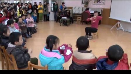 大班歌唱活动《三个和尚》优质课-成都:陈思颖