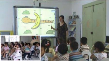 第五届电子白板大赛《好饿的小蛇》(小班语言,无锡市滨湖幼儿园:都莉颖)