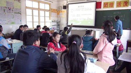 自然小班优质教学研讨会五数《分数的意义》张江祥执教